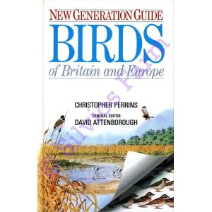 New Generation Guide Birds of Britain and Europe: by Christopher Perrins (Author)