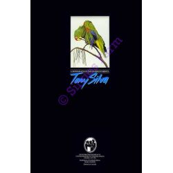 A Monograph of Endangered Parrots: Subscriber's Edition: by Tony Silva (Author)