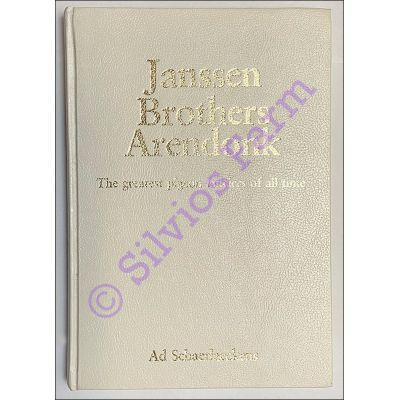 b0016ojdts Janssen Brothers Arendonk The Greatest Pigeon Fanciers of all time: by Ad Schaerlaeckens (Author)