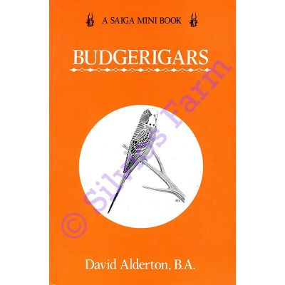 0862300177 Budgerigars: by David Alderton (Author)