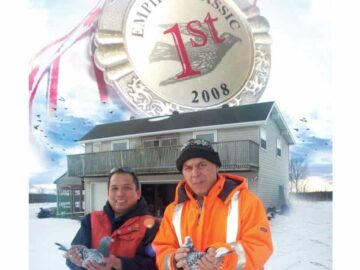 Silvio & Martin Empire 1st Prize 2008