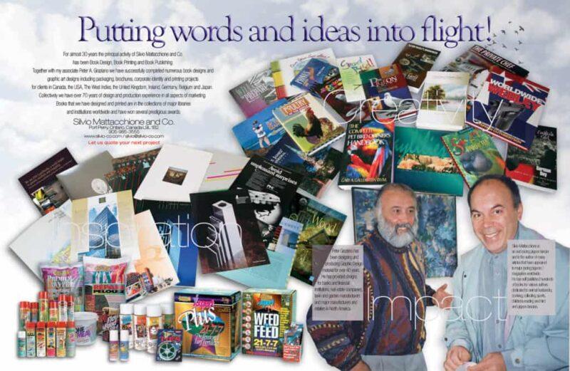 Silvio & Peter - Putting Words and Ideas into Flight