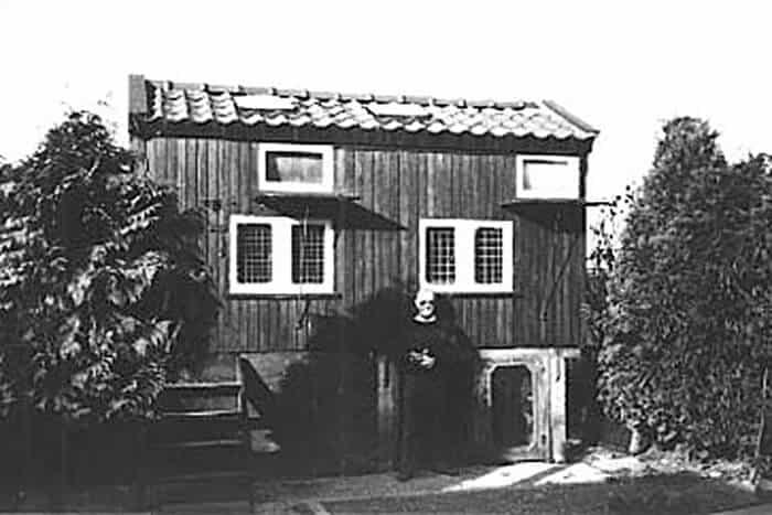 Gerrit Spanjaards Loft in Holland